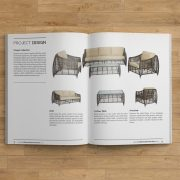 Furniture Catalog Design