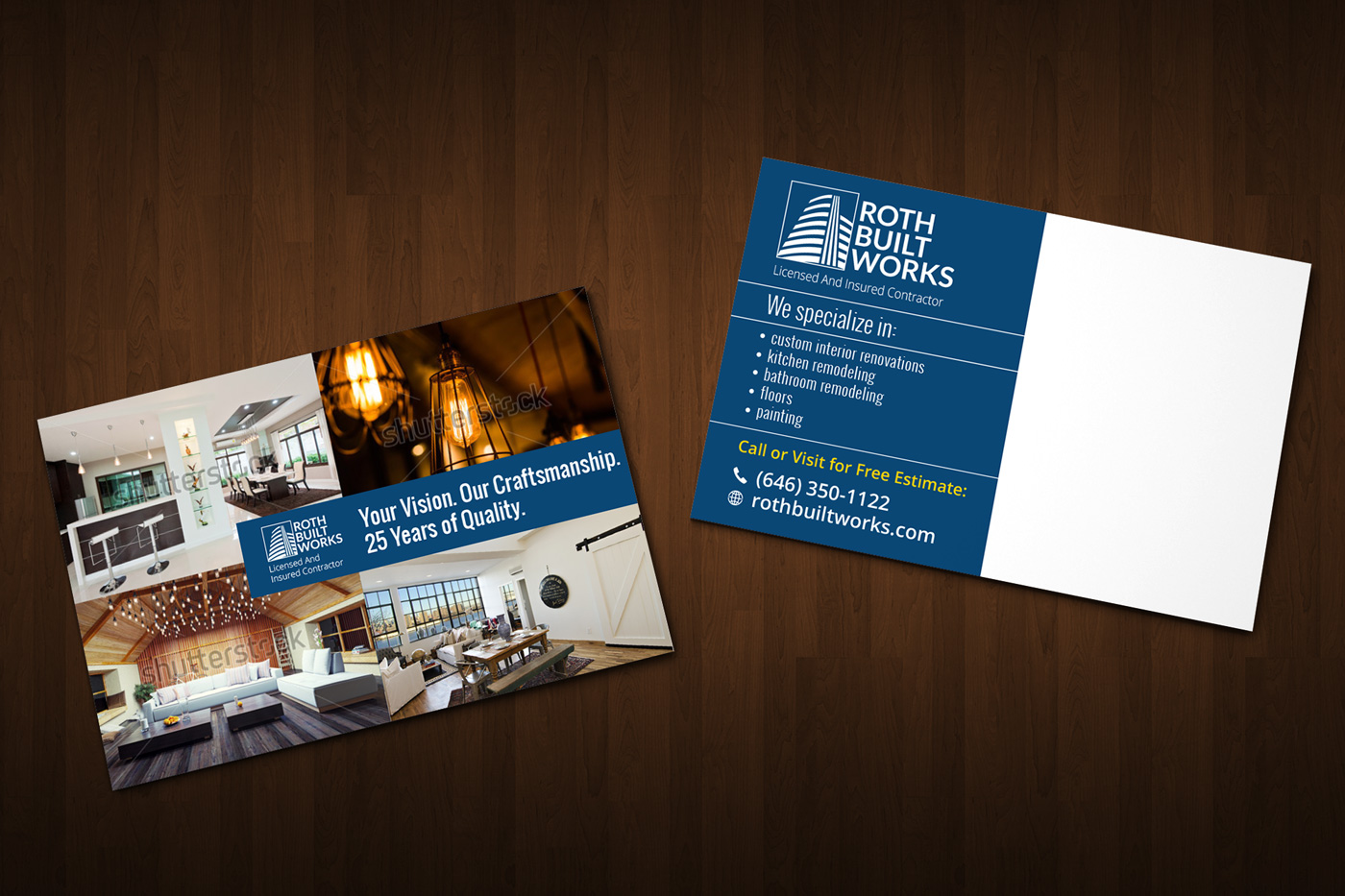 How to create impressive direct mail piece for Direct from the designers