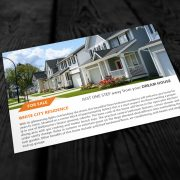 Property Sale Mailer