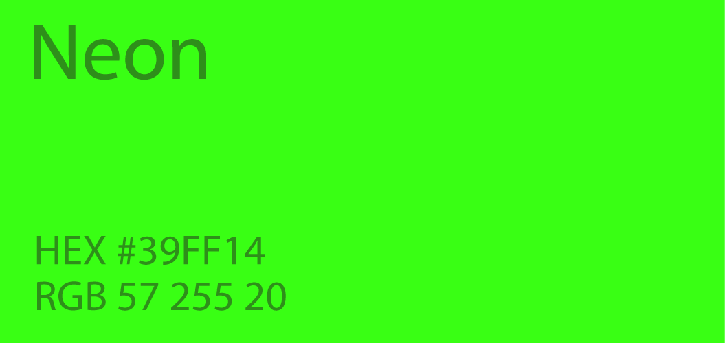 neon-green-color-paint-code-swatch-chart-rgb-html-hex Color Songs
