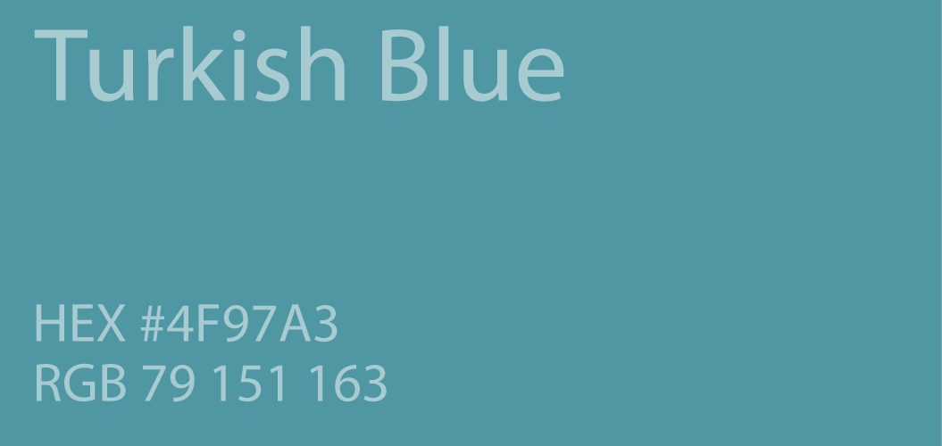 turkish blue color