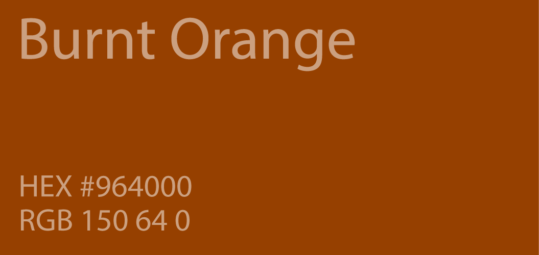 Rgb 255 116 23 Burnt Orange Color