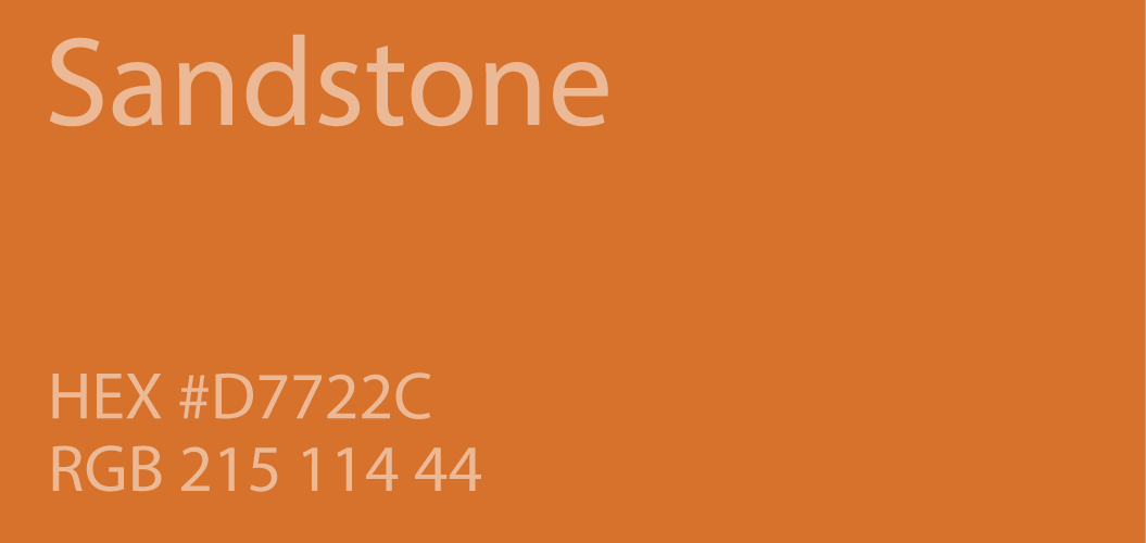 sandstone color