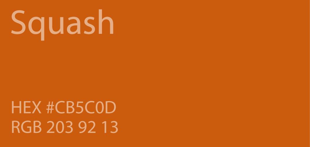 squash color